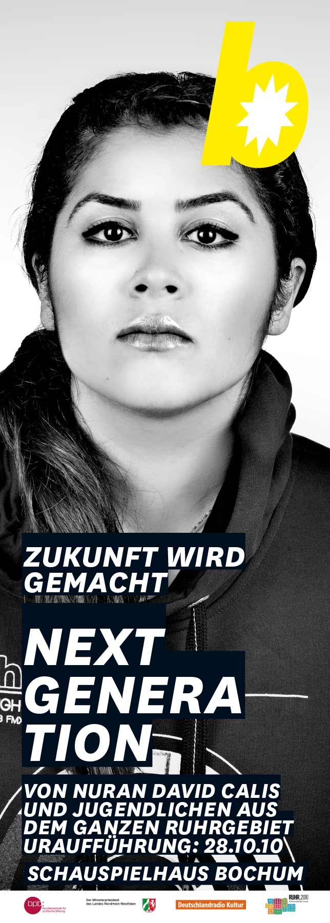 Schauspielhaus Bochum 0913-plakat-nextgeneration-rz-x3