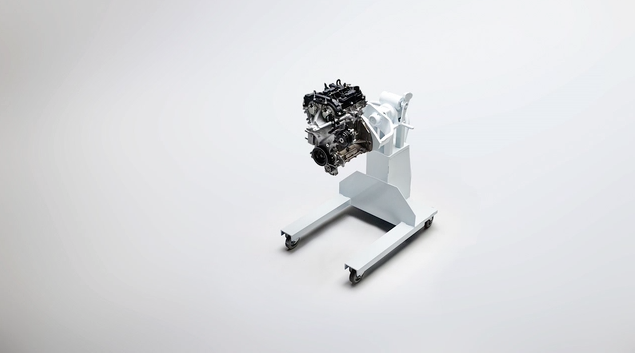 Ford Engine vimeo